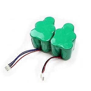מותג חדש זוג סוללות נטענות לשואב אבק רובוטי אקווקס דיבוט Ecovacs Deebot RT-03