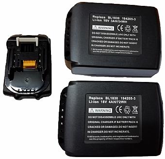 מעולה  סוללה חלופית נטענת למברגה בוש וולט Bosch 18 V YH-77